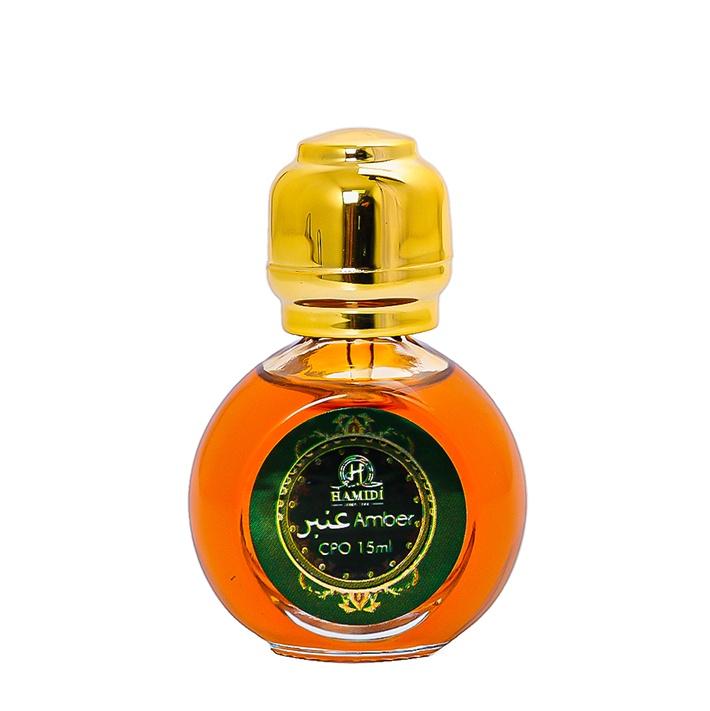 amber parfumolie alcoholvrij