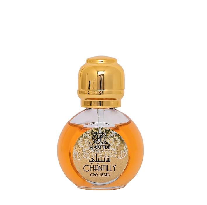 bloemig parfumolie dames