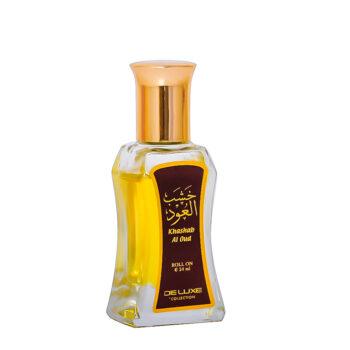 houtachtige parfumolie