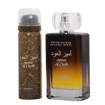 houtachtige parfum met wierook