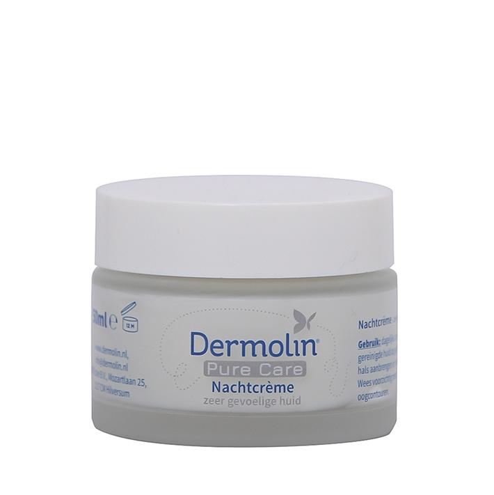 huidverzorging nacht