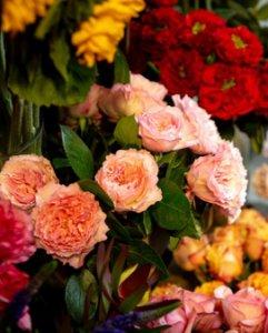bloemen geurfamilie