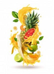 fruitig geurfamilie