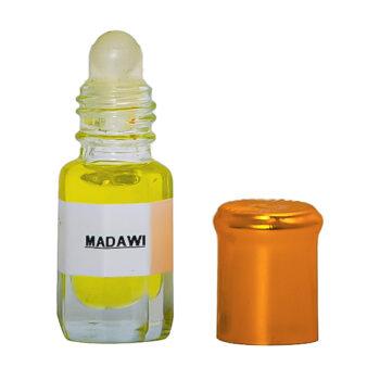 bloemige arabische parfumolie