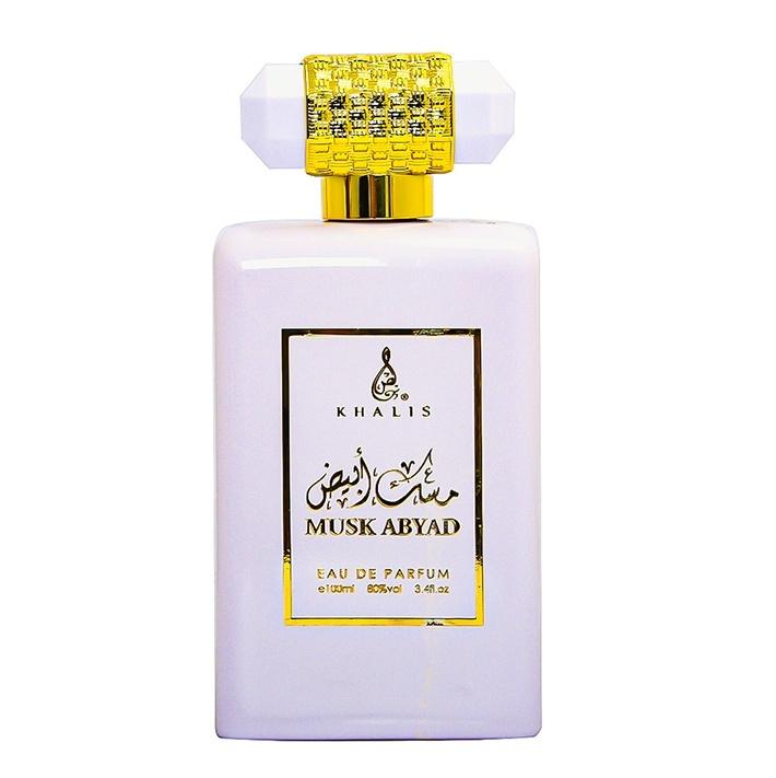 witte musk parfum