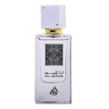 parfum op witte musk basis