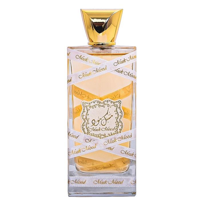 parfum witte musk citrusy