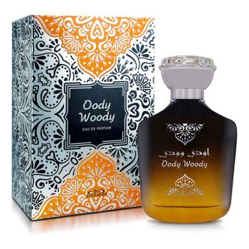 houtachtige zoete parfum