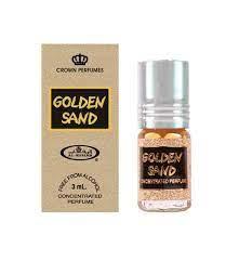 rehab golden sand parfumolie